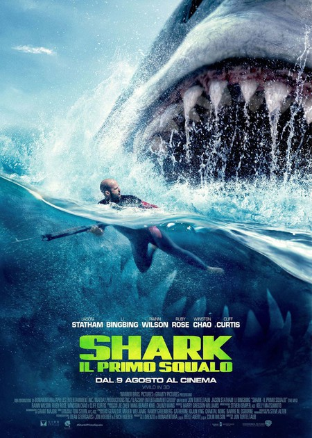 SHARK - IL PRIMO SQUALO (THE MEG)