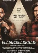 v.o. sott ita Blackkklansman