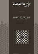 Object to Project. Giorgetti Design since 1898