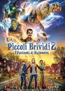 PICCOLI BRIVIDI 2: I FANTASMI DI HALLOWEEN (GOOSEBUMPS 2: HAUNTED HALLOWEEN)