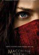 MACCHINE MORTALI (MORTAL ENGINES)