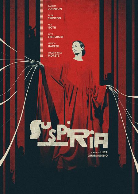 SUSPIRIA - V.M. 14