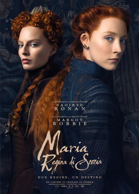 MARIA REGINA DI SCOZIA (MARY QUEEN OF SCOTS)