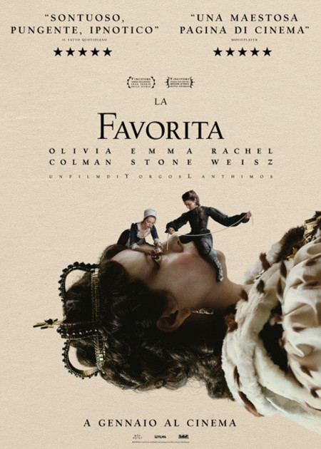 LA FAVORITA (THE FAVOURITE)