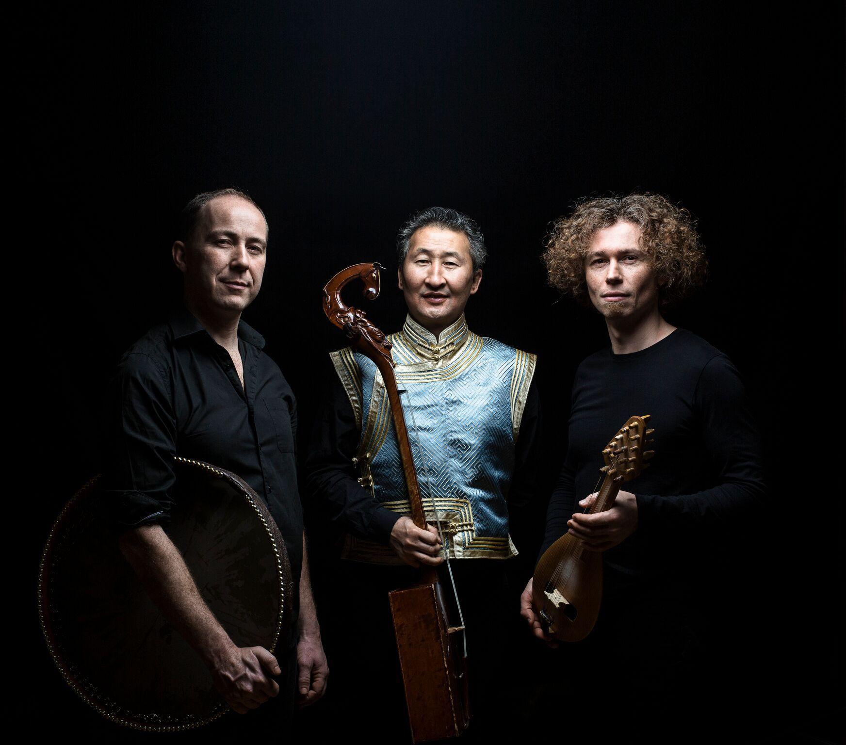 Concerto violons barbares