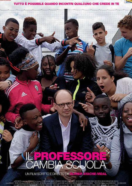 IL PROFESSORE CAMBIA SCUOLA (LES GRANDS ESPRITS)
