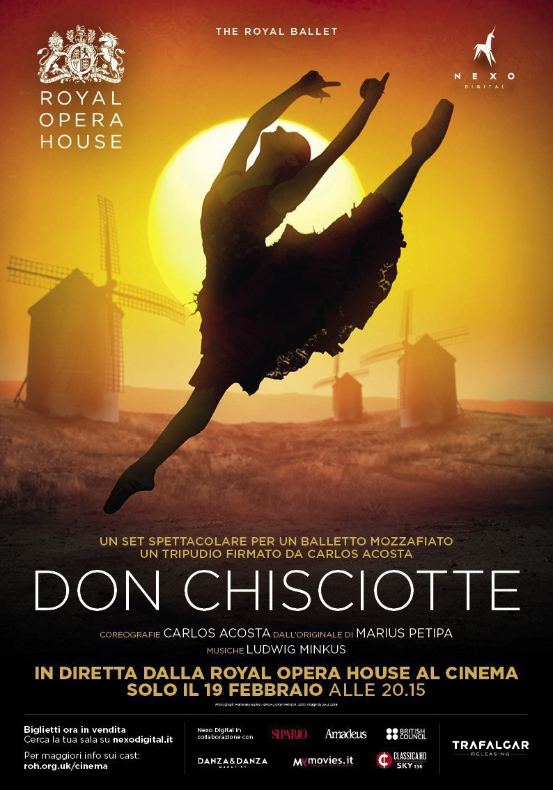 Don chisciotte - royal opera house