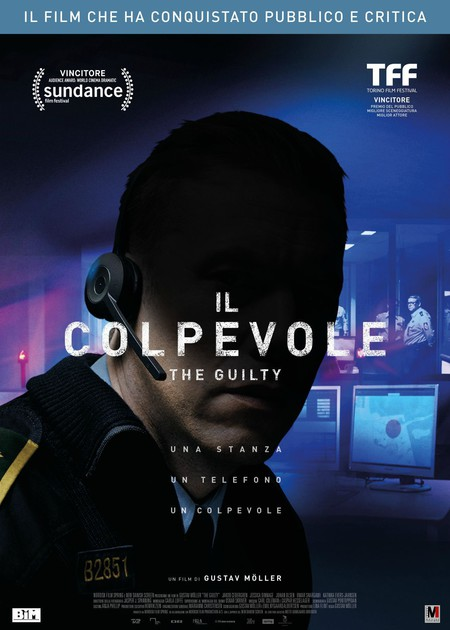 IL COLPEVOLE - THE GUILTY (DEN SKYLDIGE)