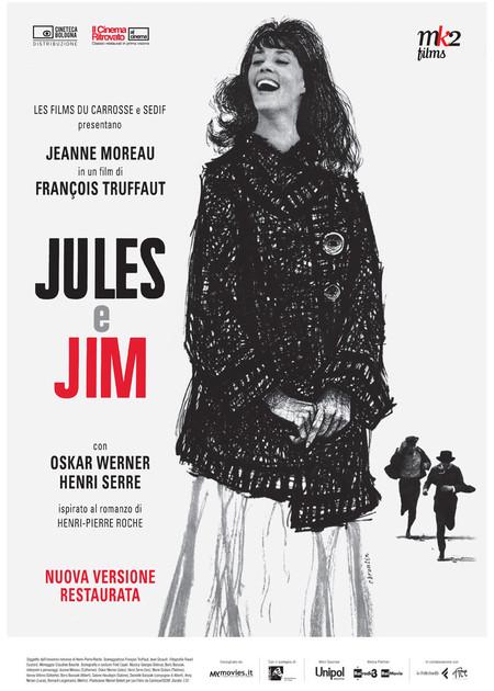 JULES E JIM (JULES ET JIM) (RIED.)
