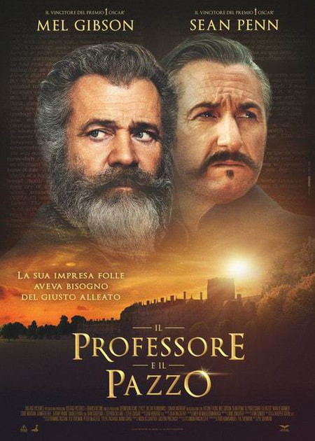 IL PROFESSORE E IL PAZZO (THE PROFESSOR AND THE MADMAN)