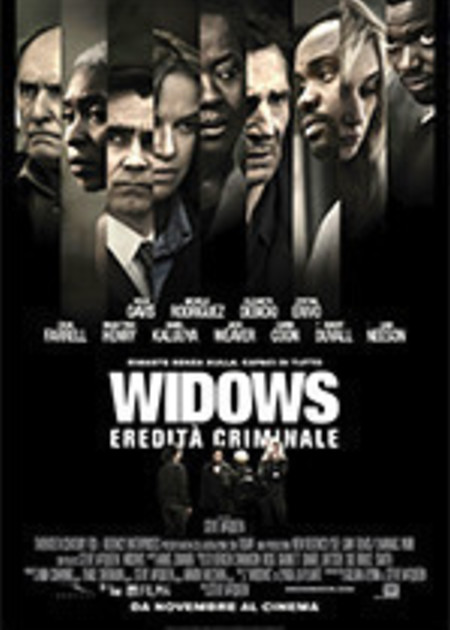 WIDOWS - EREDITA' CRIMINALE
