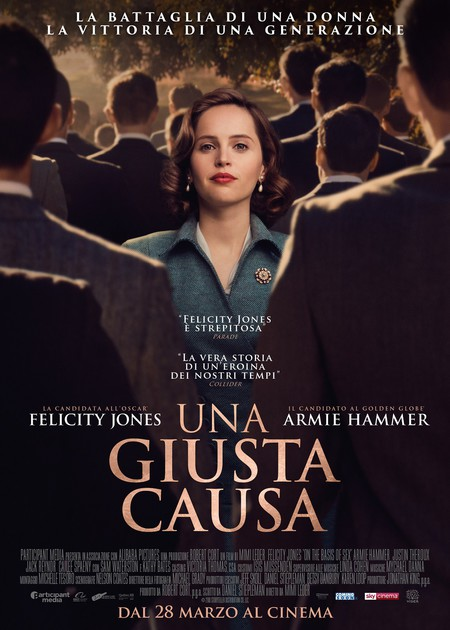 UNA GIUSTA CAUSA (ON THE BASIS OF SEX)