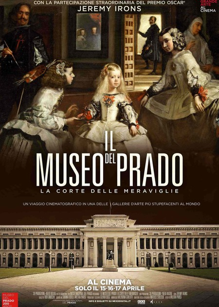 IL MUSEO DEL PRADO - LA CORTE DELLE MERAVIGLIE