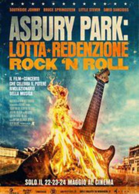 V.O. SOTT. ITA ASBURY PARK: LOTTA, REDENZIONE, ROCK 'N ROLL
