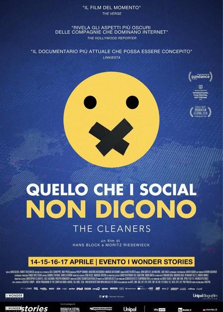 QUELLO CHE I SOCIAL NON DICONO - THE CLEANERS