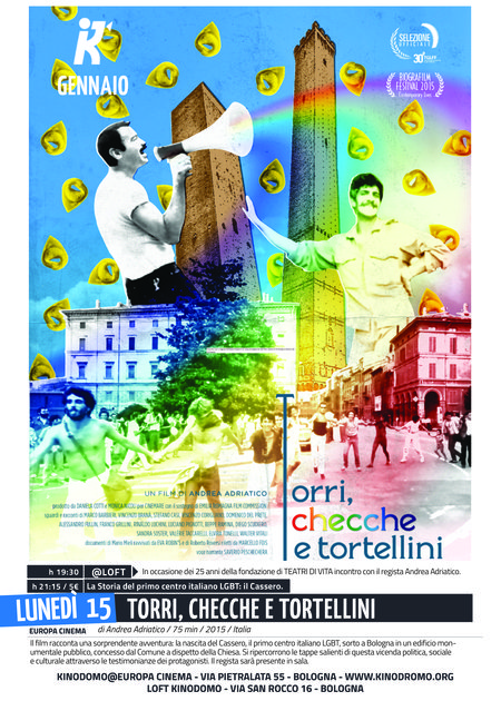 TORRI,CHECCHE E TORTELLINI