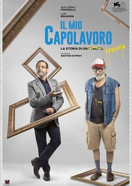 IL MIO CAPOLAVORO (MI OBRA MAESTRA)