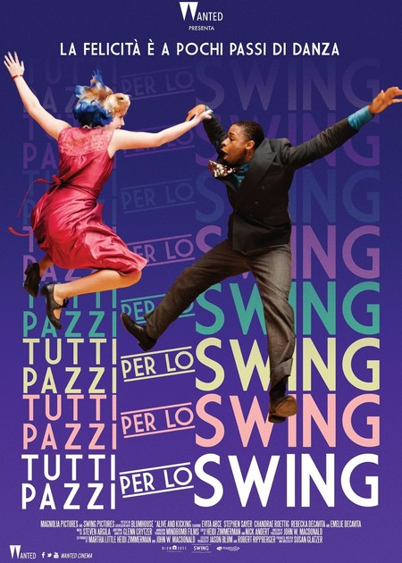 TUTTI PAZZI PER LO SWING (ALIVE AND KICKING)