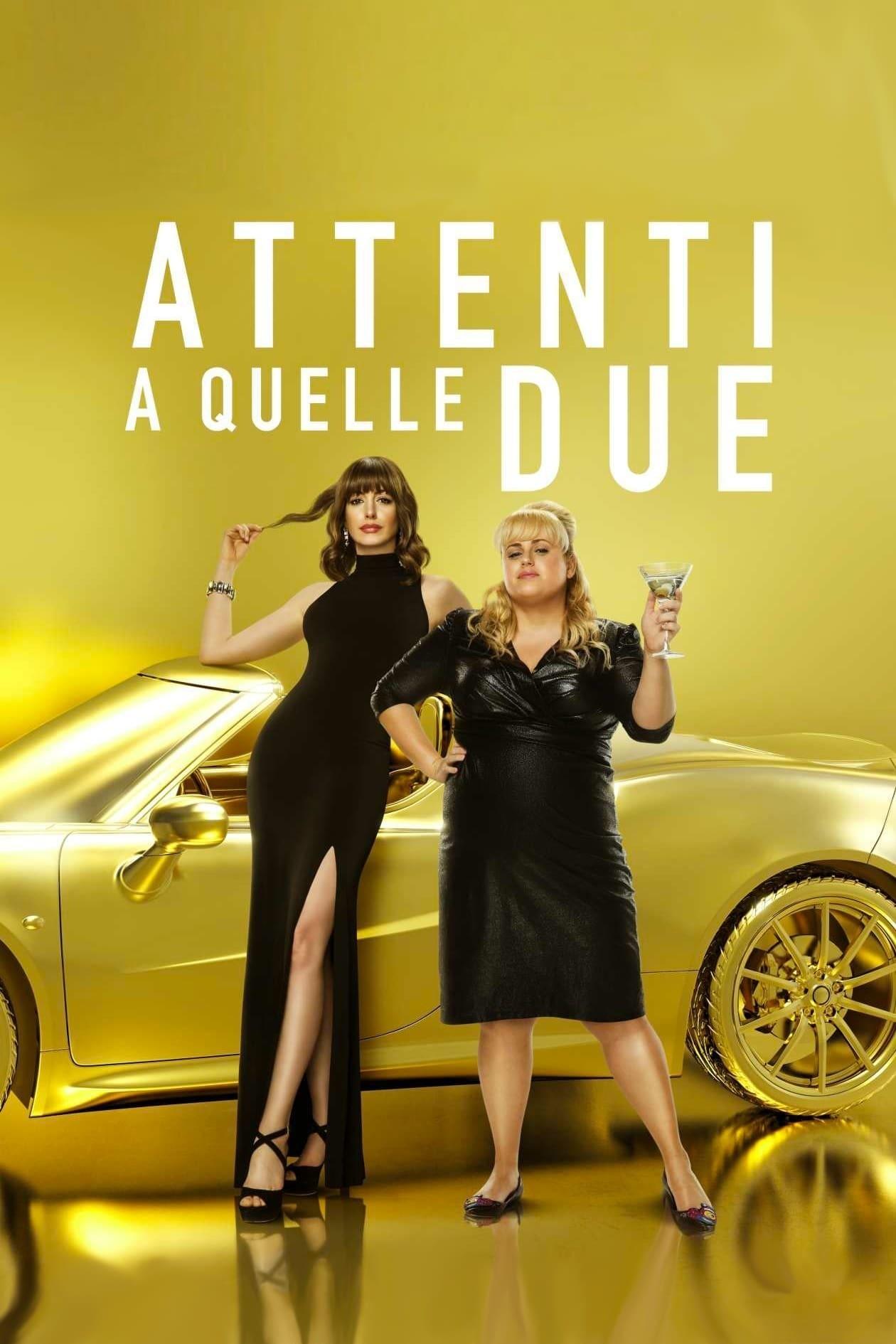 V. o. sott. ita - attenti a quelle due (the hustle)