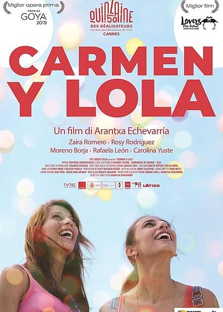 V.O.SOTT.IT.CARMEN Y LOLA