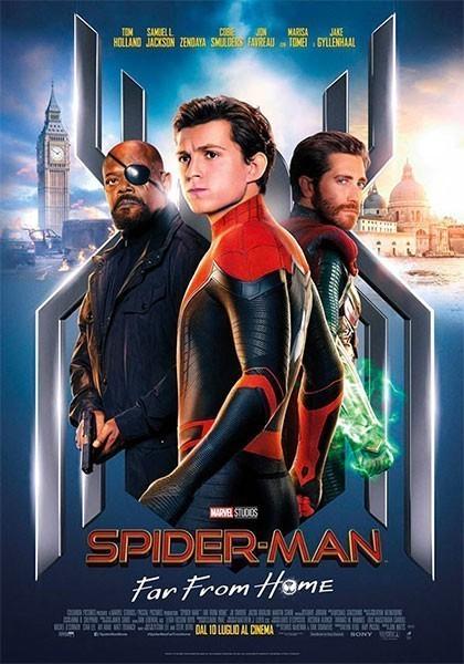 V.o. sott.ita spider-man: far from home