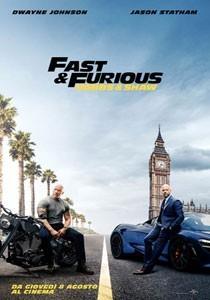 Fast & furious - hobbs & shaw (fast & furious presents: hobbs & shaw)