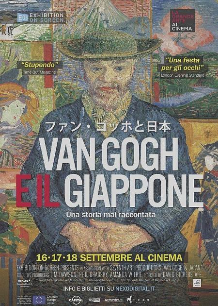 VAN GOGH E IL GIAPPONE (VAN GOGH & JAPAN)