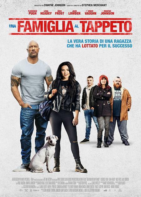 UNA FAMIGLIA AL TAPPETO (FIGHTING WITH MY FAMILY)