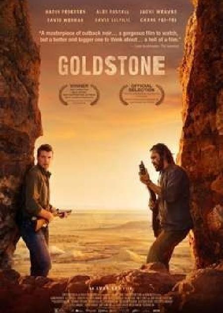 GOLDSTONE - DOVE I MONDI SI SCONTRANO