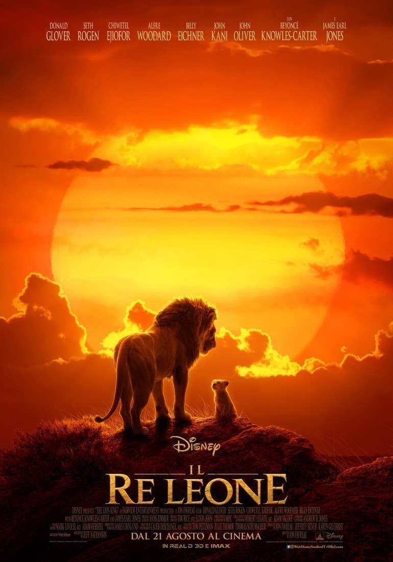 V. o. sott ita il re leone