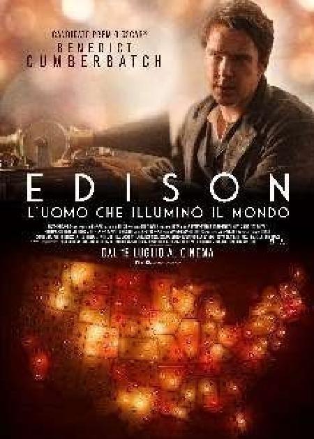 V. O. SOTT ITA EDISON - L'UOMO CHE ILLUMINÒ IL MONDO