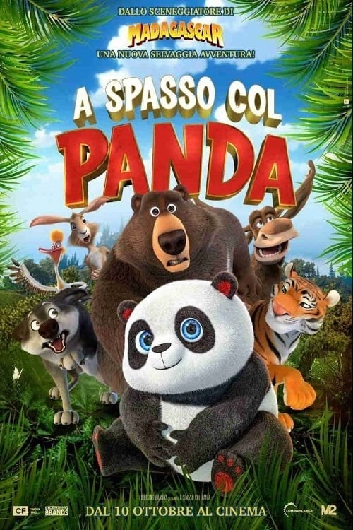 A spasso col panda (the big trip)