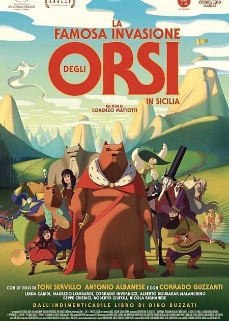 La famosa invasione degli orsi in Sicilia.
