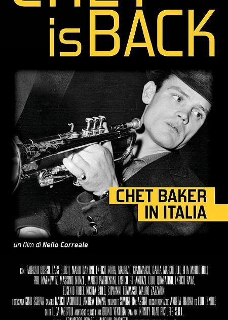 CHET IS BACK. CHET BAKER