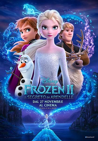 Frozen ii - il segreto di arendelle (frozen ii)
