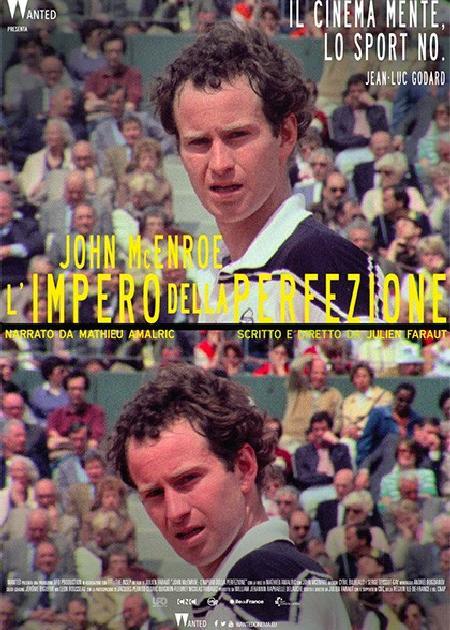 JOHN MCENROE - L'IMPERO DELLA PERFEZIONE (L'EMPIRE DE LA PERFECTION)