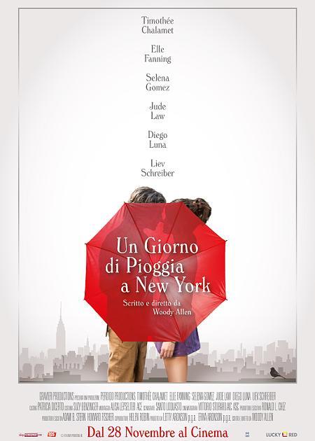V.O. SOTT. ITA. UN GIORNO DI PIOGGIA A NEW YORK
