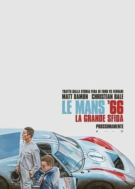 V.O. SOTT.ITA - LE MANS' 66 - LA GRANDE SFIDA