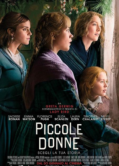 PICCOLE DONNE (LITTLE WOMEN)