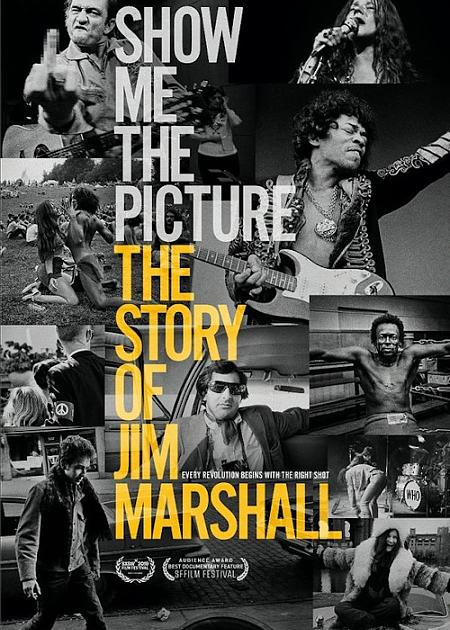 Show Me The Picture: The Story of Jim Marshall