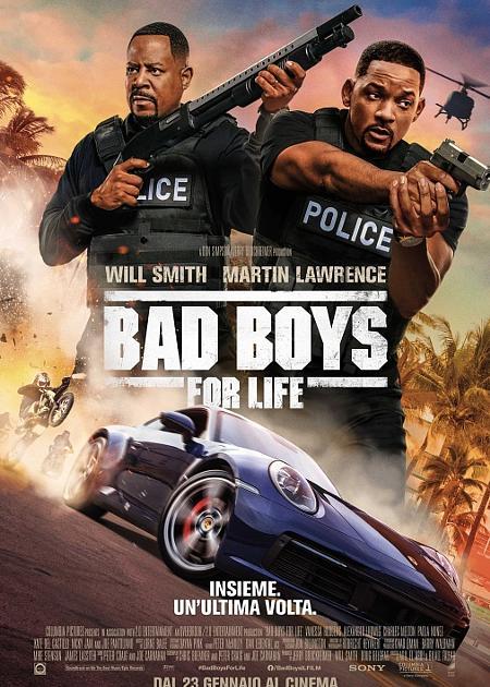 V.M. 14 BAD BOYS FOR LIFE