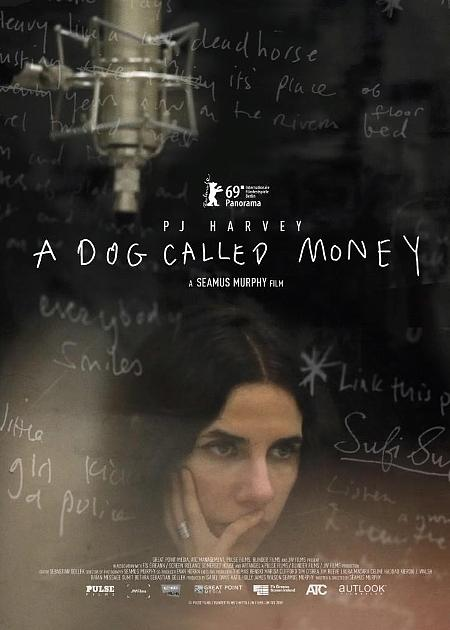 P. J. HARVEY A DOG CALLED MONEY