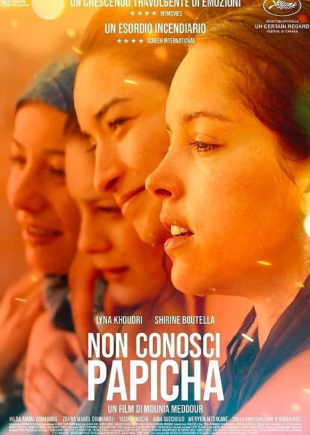 V.O. SOTT. ITA - NON CONOSCI PAPICHA