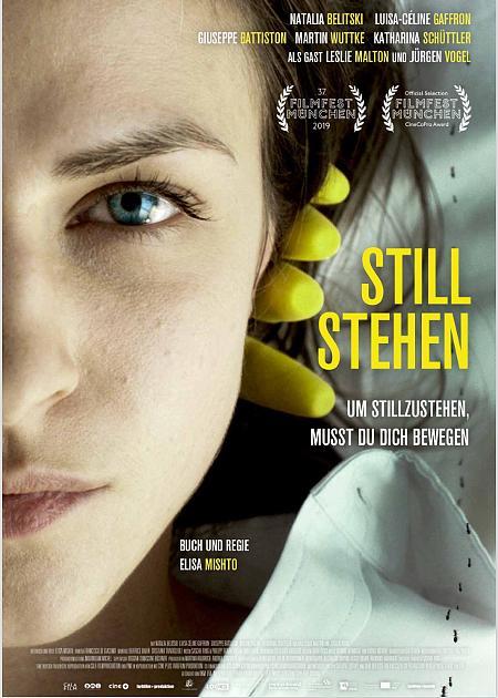 STAY STILL (STILLSTEHEN)