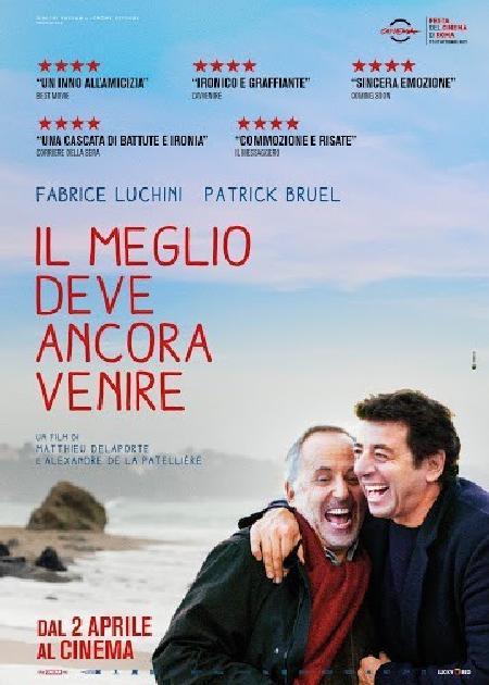 V.O.SOTT.ITA - IL MEGLIO DEVE ANCORA VENIRE