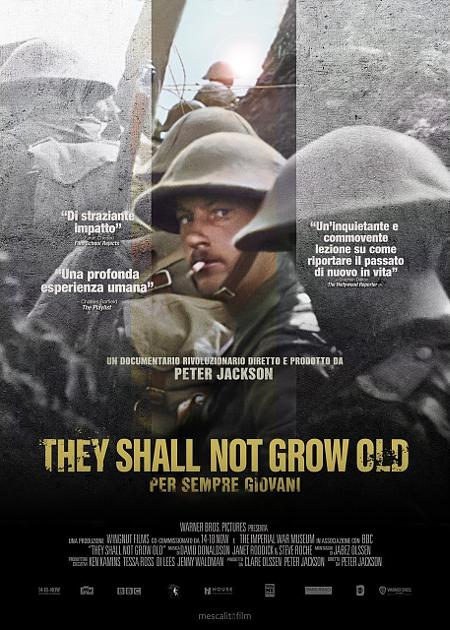 V.O.SOTT.ITA - THEY SHALL NOT GROW OLD