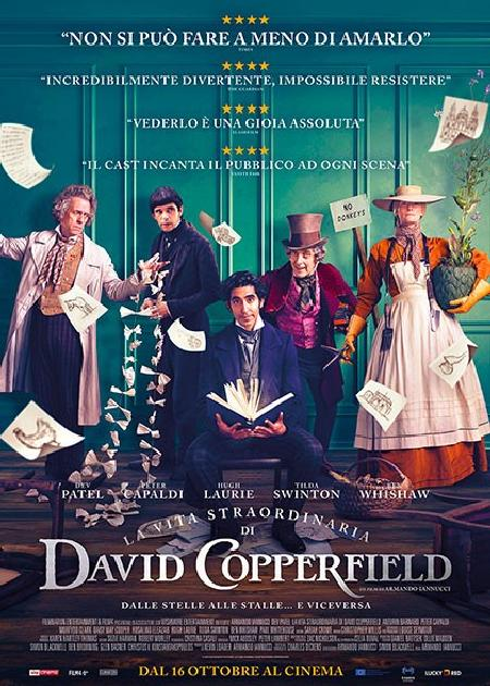 LA VITA STRAORDINARIA DI DAVID COPPERFIELD (THE PERSONAL HISTORY OF DAVID COPPERFIELD)