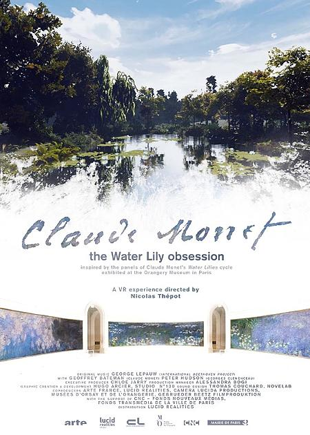 CLAUDE MONET, THE WATER LILLY OBSESSION